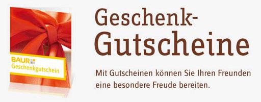 Baur.de Gutschein 20
